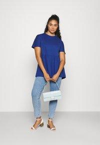 Missguided Plus - Slim fit jeans - blue - 1