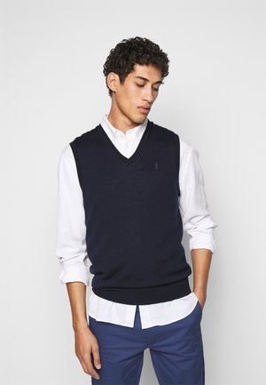 VEST - Maglione - hunter navy