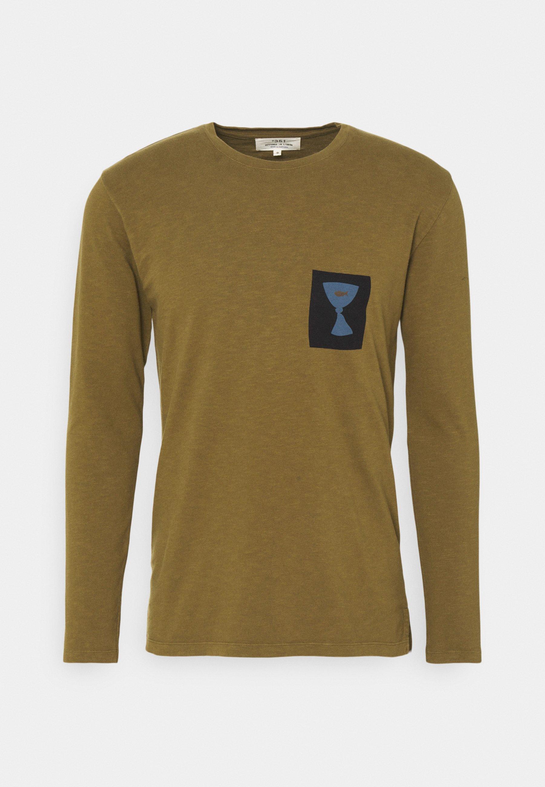 Men GRAFFIC OCTAPUS - Long sleeved top
