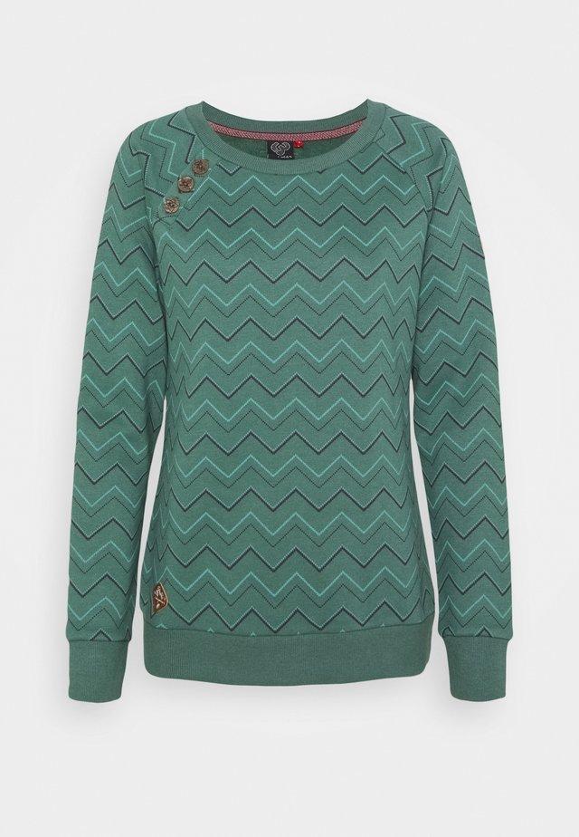 DARIA - Sweatshirt - green