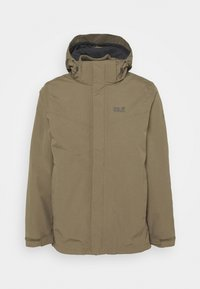Jack Wolfskin - GOTLAND 2-IN-1  - Outdoor jacket - granite - 4