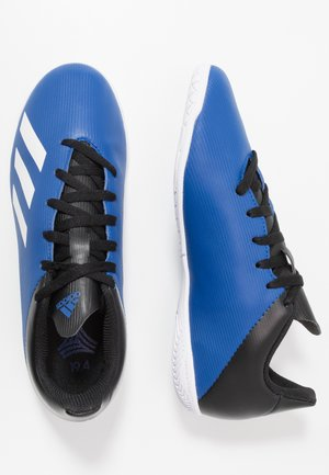 X 19.4 IN - Indoor football boots - royal blue/footwear white/core black