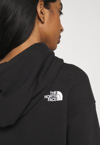 The North Face - COORDINATES CROP DROP HOODIE - Sweatshirt - black - 3