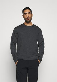 Houdini - ALTO CREW - Sweater - dark grey melange - 0