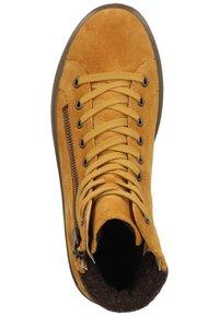 Legero - Ankle boot - daino (gelb) - 1