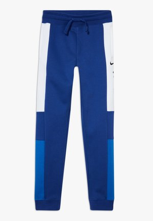 Tracksuit bottoms - deep royal blue/game royal/white