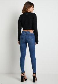 Pepe Jeans - DUA LIPA X PEPE JEANS - Jeans Skinny Fit - blue - 2