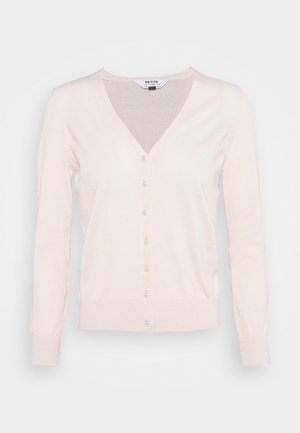 CORE CARDIGAN - Cardigan - blush