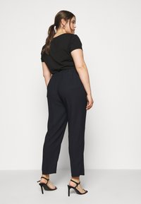 Persona by Marina Rinaldi - RAMO - Trousers - blue - 2