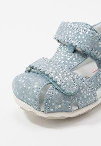 Superfit - FANNI - Zapatos de bebé - blau - 5