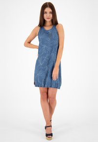 alife & kickin - Denim dress - denim - 1