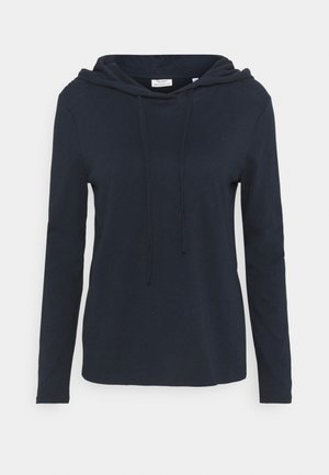LONGSLEEVE HOODIE - T-shirt à manches longues - scandinavian blue