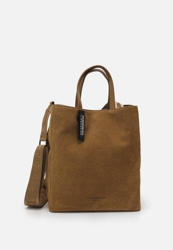 PAPER BAG M - Håndveske - sepia/brown