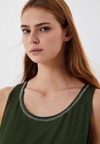 LIU JO - Maxi dress - forest green - 3