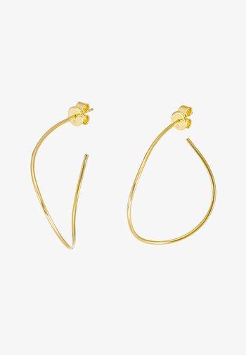 NIKO - Earrings - gold-coloured
