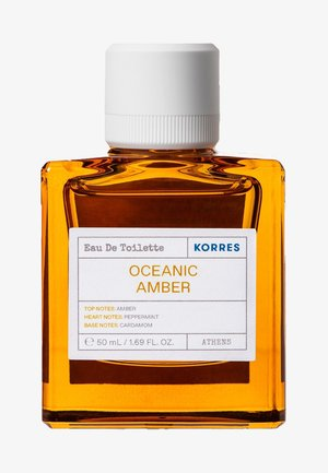 OCEANIC AMBER EDT FOR HIM - Woda toaletowa - -