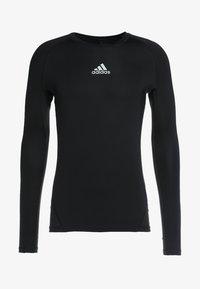 adidas Performance - Camiseta de deporte - black - 4