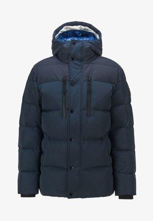 DOLERIS - Down jacket - dark blue