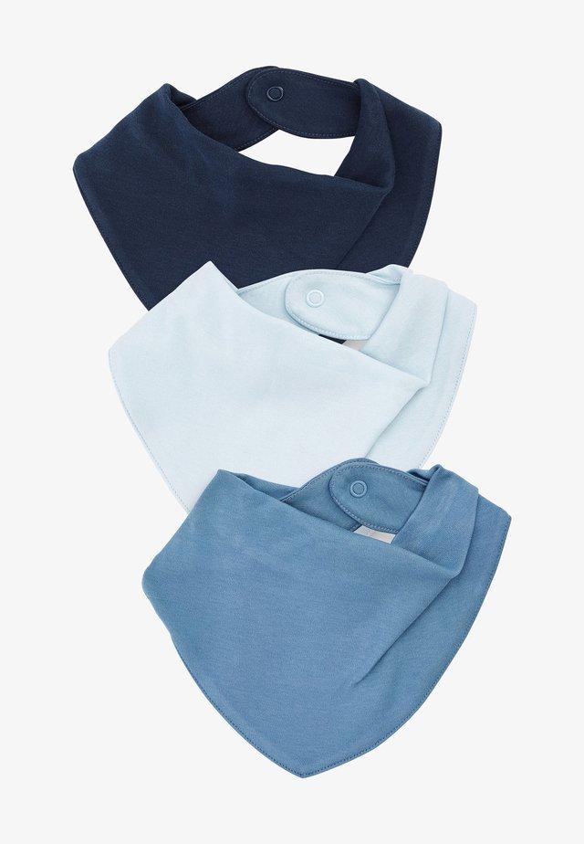 3 PACK - Bib - blue
