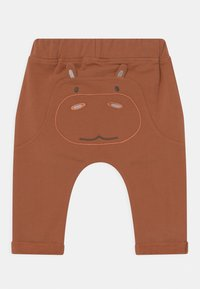 Hust & Claire - GO UNISEX - Trousers - ochre - 1