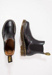 Dr. Martens - 2976 CHELSEA - Classic ankle boots - black - 1