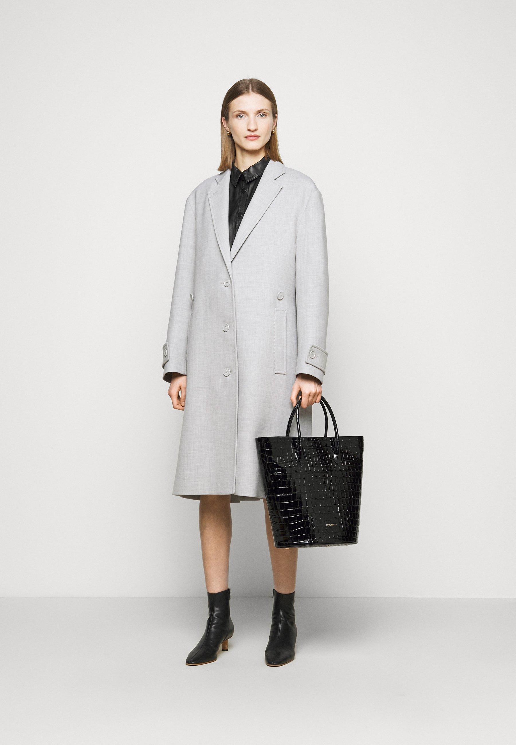 Women DIANA CROCO SHINY SOFT - Tote bag