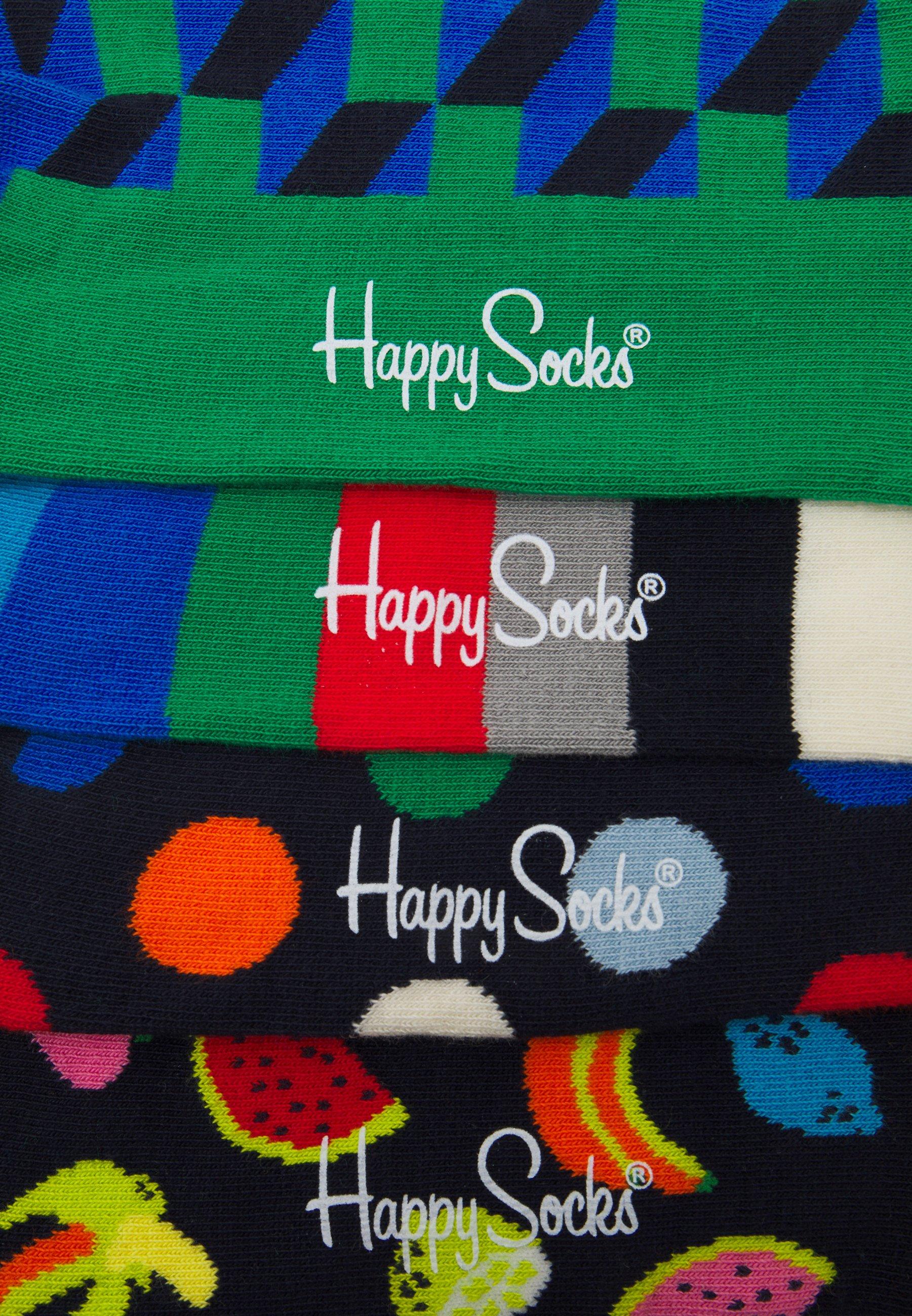 Women SOCKS GIFT UNISEX 4 PACK  - Socks