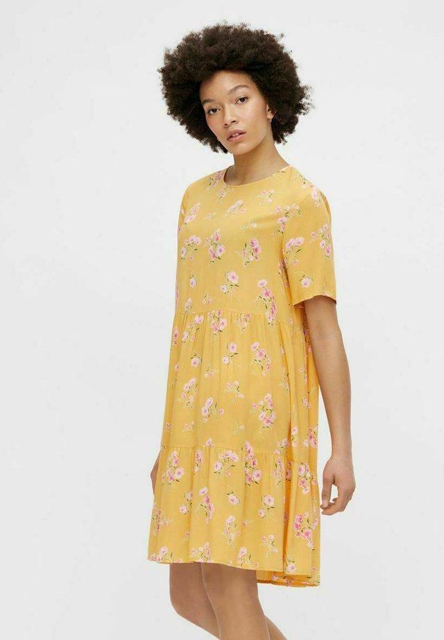 Sukienka letnia - banana