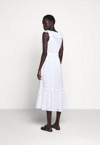 J.CREW - PANAMA DRESS - Day dress - white - 2