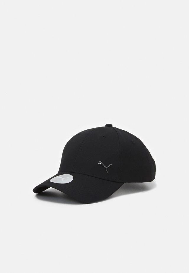 METAL CAT UNISEX - Cap - black