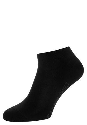 FAMILY SNEAKER SOCKEN BAUMWOLLE-MIX - Socks - schwarz