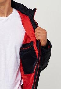 INDICODE JEANS - Winter jacket - black - 5