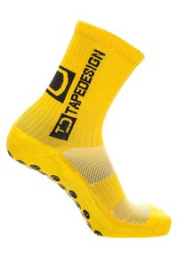 TapeDesign - ALLROUND CLASSIC SOCKEN - Calze sportive - yellow - 1
