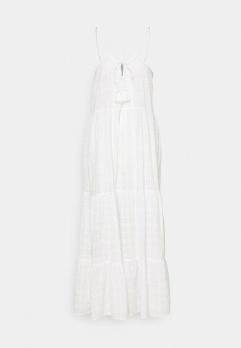 ONLLISE LONG BEACH DRESS - Day dress - cloud dancer