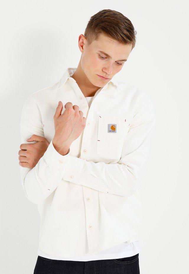 TONY UTAH - Skjorte - wax rigid