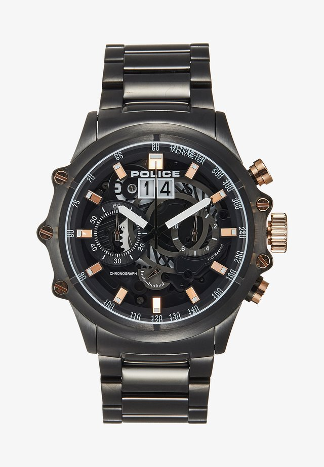 LUANG - Chronograph watch - black