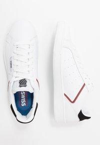 K-SWISS - CLEAN COURT - Trainers - white/black - 1