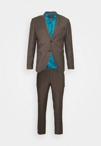 SLHSLIM MYLOBILL  - Suit - camel
