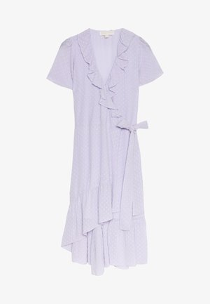 WRAP DRES - Day dress - lavender mist