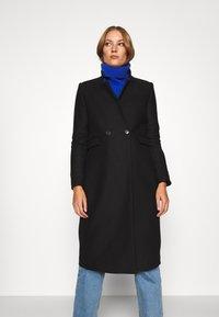 IVY & OAK - COAT - Zimní kabát - black - 0
