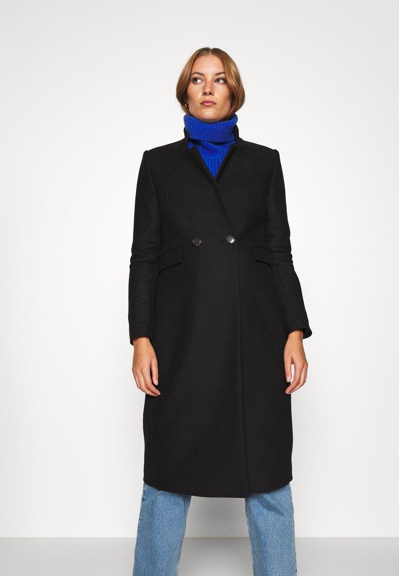 IVY & OAK - COAT - Zimní kabát - black