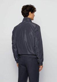BOSS - CIBAR - Summer jacket - dark blue - 2