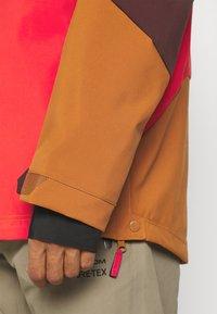 O'Neill - ORIGINAL ANORAK - Hardshell jacket - fiery red - 6