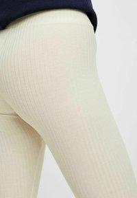 Pieces - CRIBBI - Leggings - Trousers - birch - 5