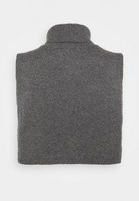 ARKET - Poncho - Cape - grey dusty - 1