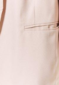 Missguided Plus - CORE BASIC - Cappotto corto - nude - 2