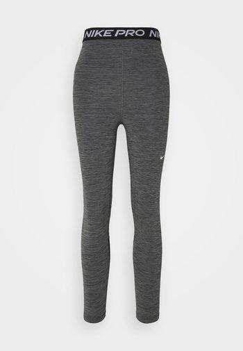 365 7/8 HI RISE - Leggings - black/white