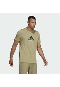 adidas Performance - US OPEN FENC - Sports shirt - green - 2