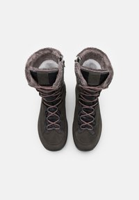 Lowa - BARINA III GTX  - Winter boots - anthrazit/rose - 3