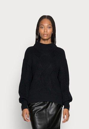 Džemperis - black